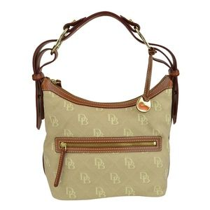 Dooney Bourke Medium Quilted Stretch  Slouch DB